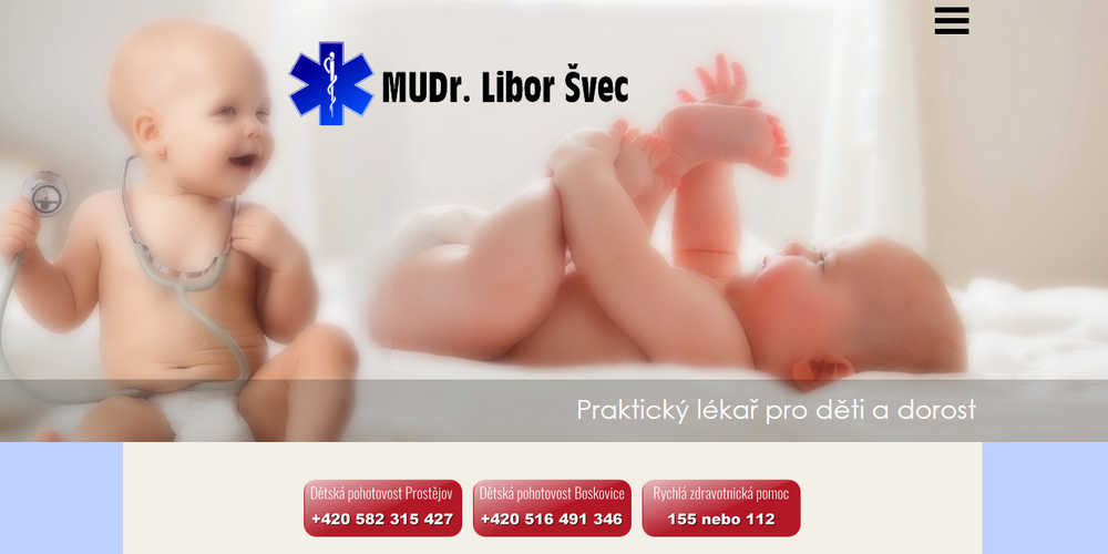 Mudr. Libor Švec