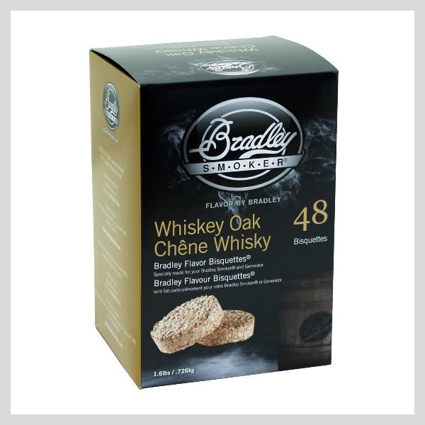 Bradley Smoker - Brikety Whiskey Dub