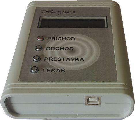 Bezkontaktní systém 125kHz
