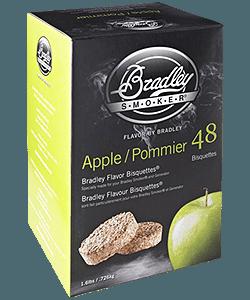 Brikety Bradley Smoker