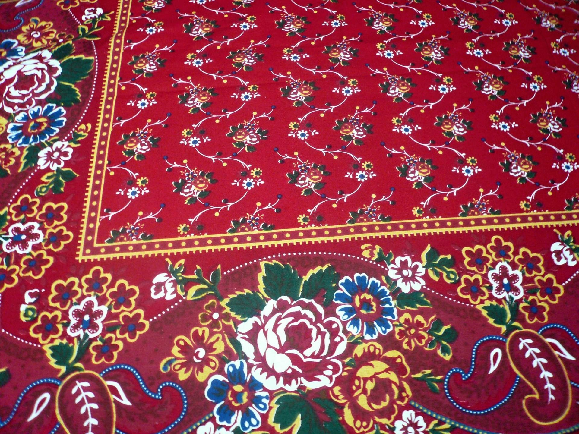 b81b70935a1 Turecký šátek - vzor I. velikost 150x150 cm - šlehaný střed