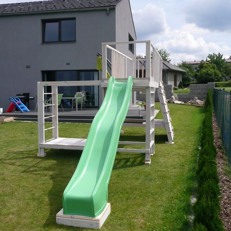 Dětská hřiště na zahrady
