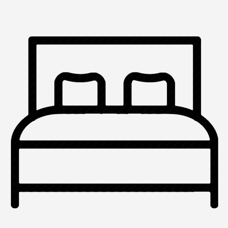 ikona ubytování