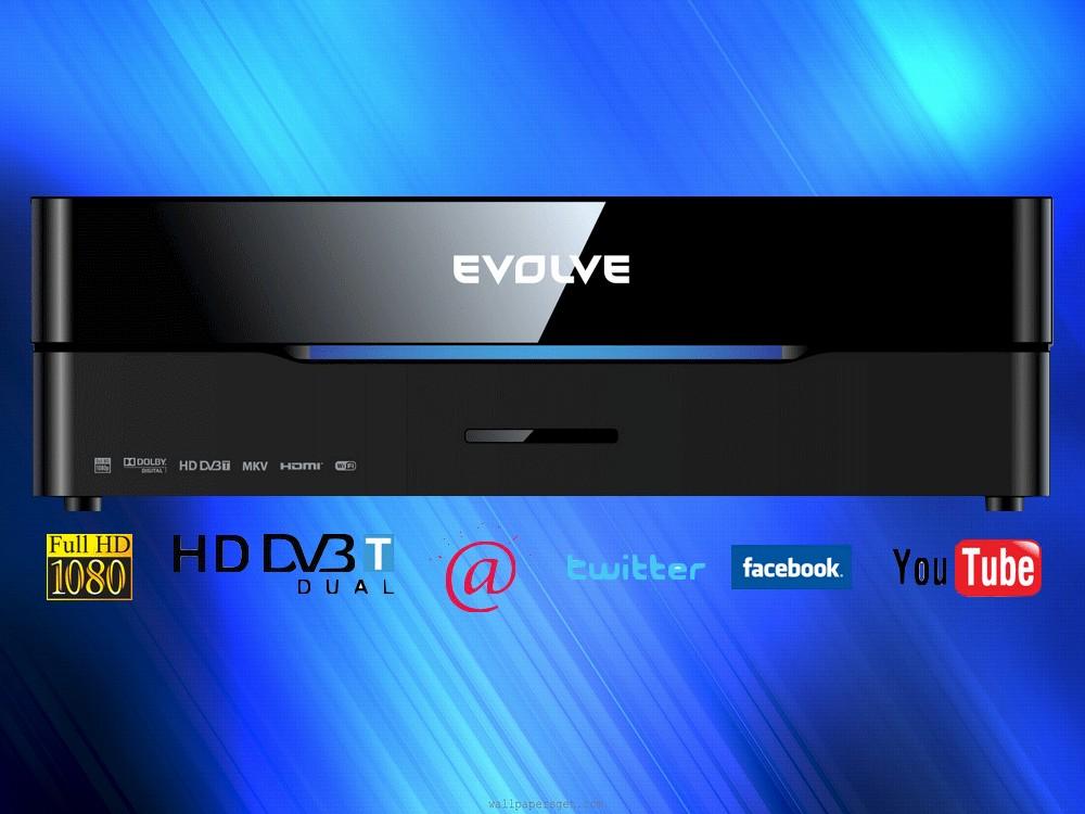 Přijímače DVB-T