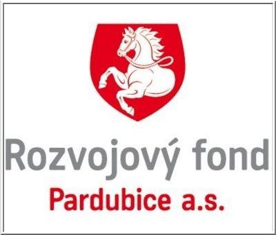 logo rozvojový fond Pardubice