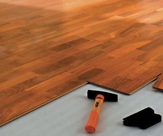 Dodání a montáž podlahovin