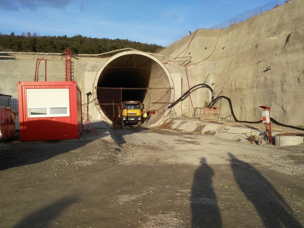 Železniční tunel Rokycany - Plzeň