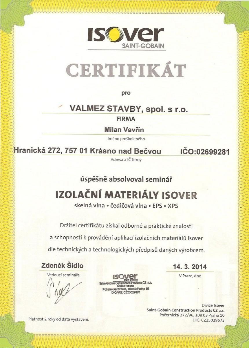 Certifikáty a oprávnění