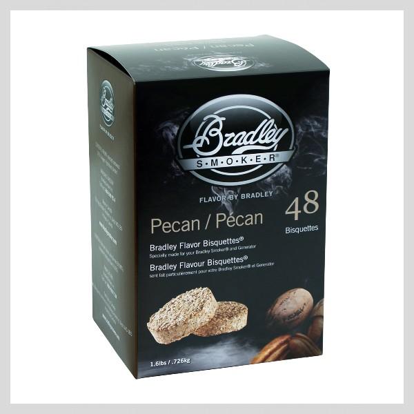 Bradley Smoker - Brikety Pecan (ořech)