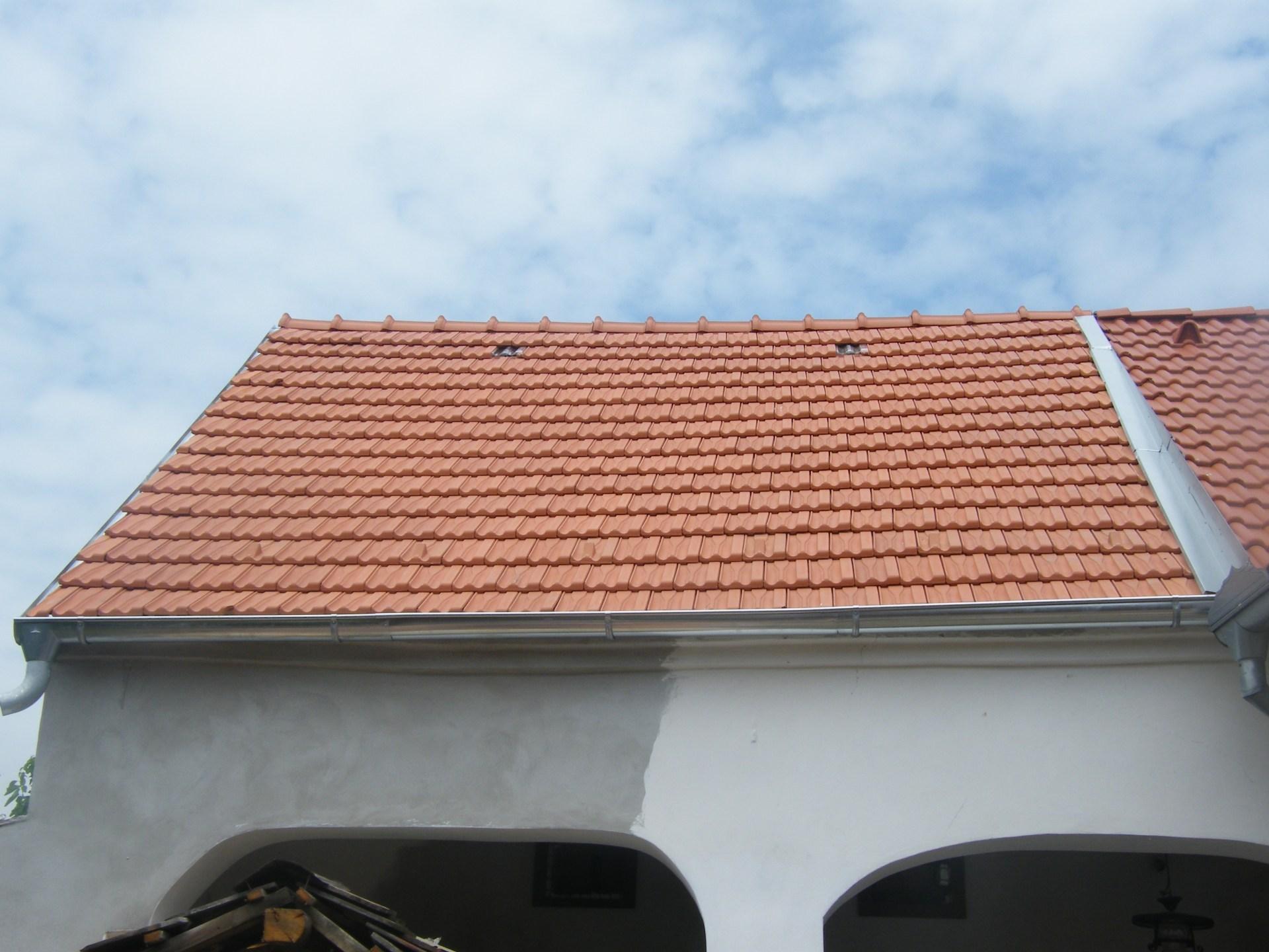 Renovace střech na chatách
