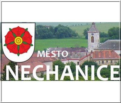 logo město Nechanice