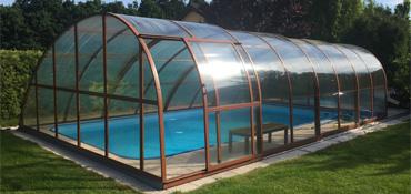 Vytápění bazenů