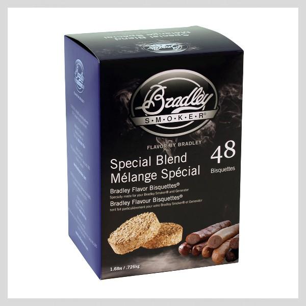 Bradley Smoker - Brikety Special Blend