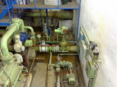 Voda - topení - kanalizace