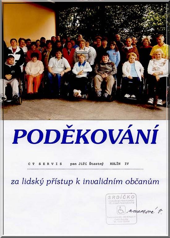 CT Servis, Jiří Šťastný