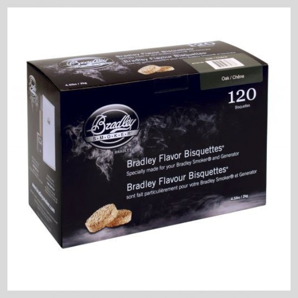 Bradley Smoker - Brikety Dub