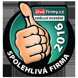 spolehlivá firma logo