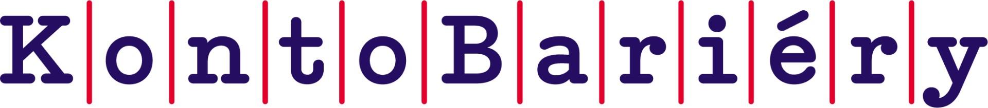 logo konto bariéry