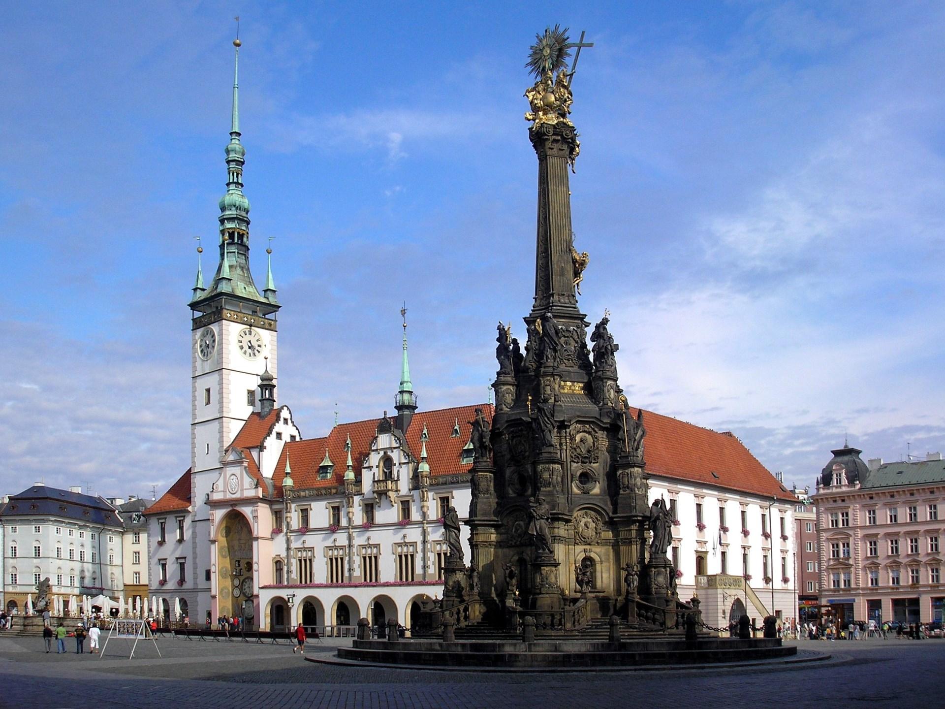 Stěhování v Olomouci