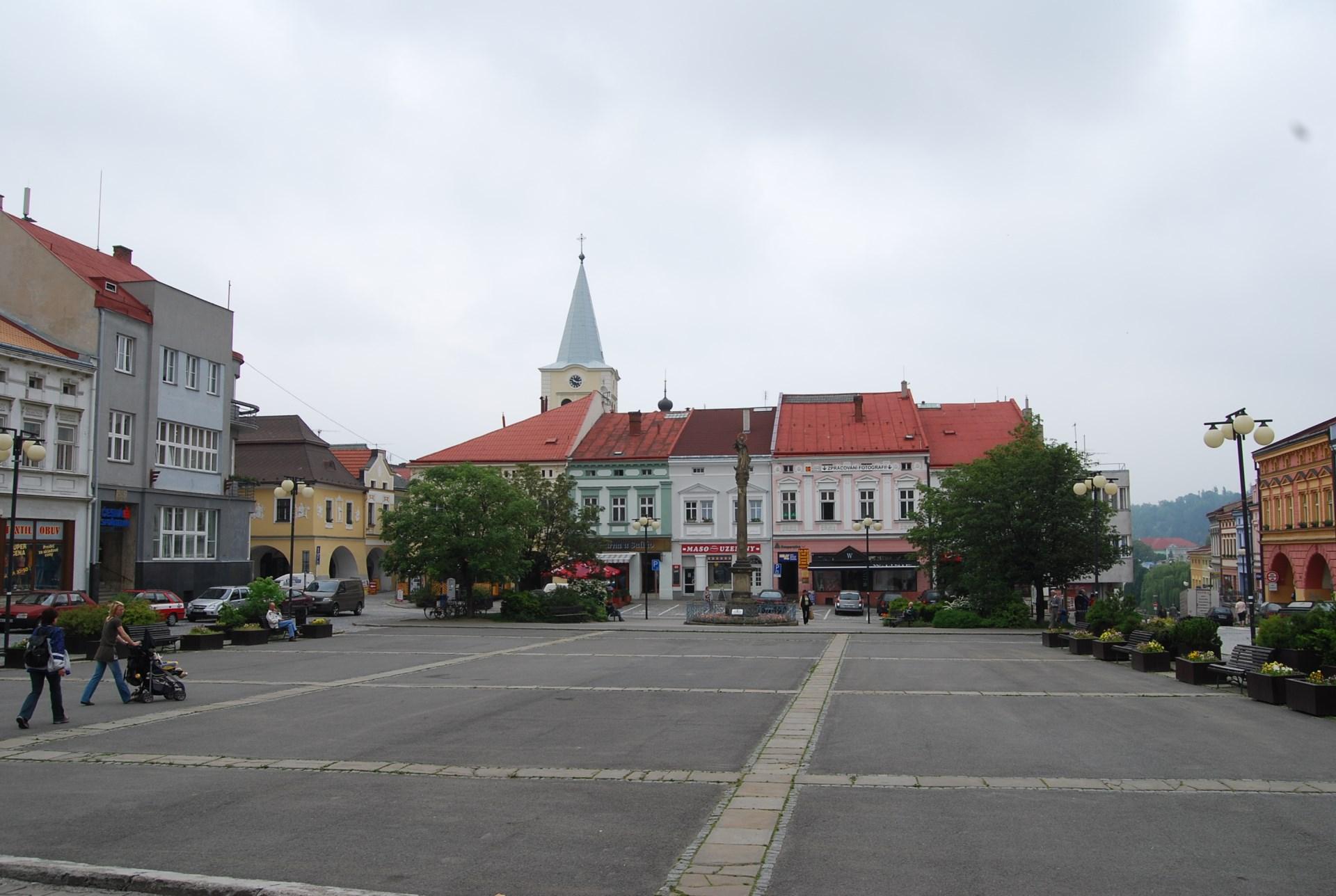 stěhování ve Valašském Meziříčí