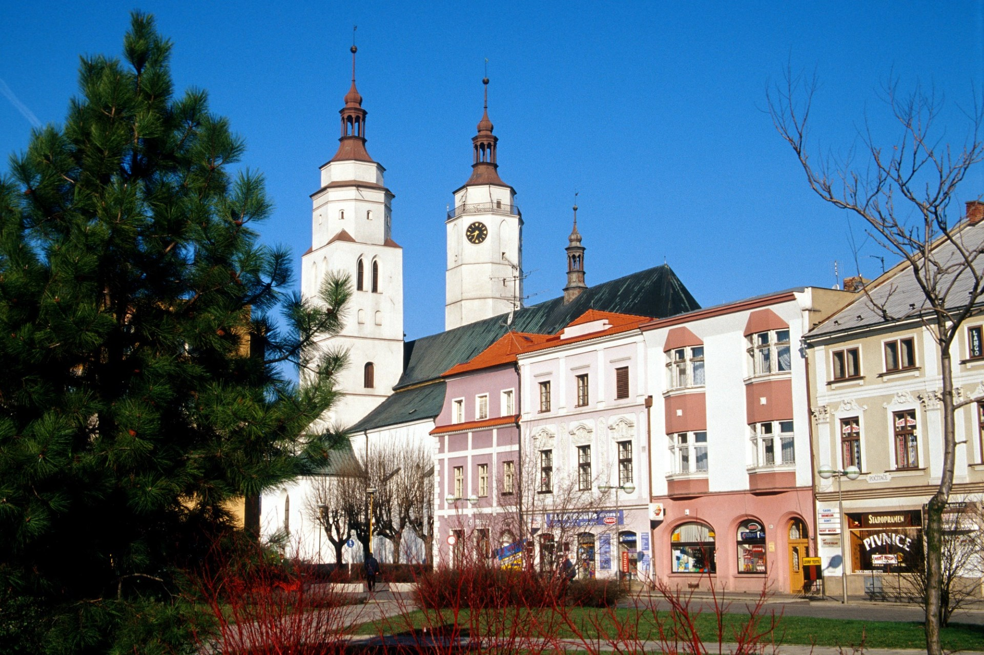 Stěhování v Krnově
