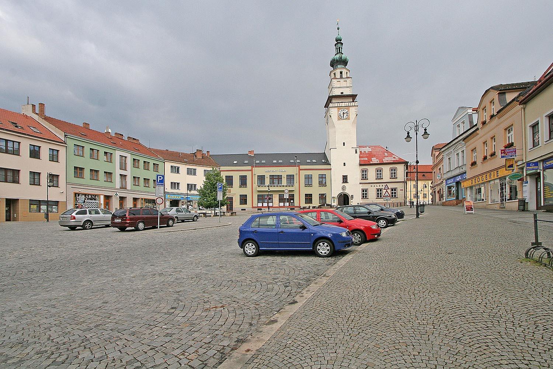 Stěhování v Boskovicích