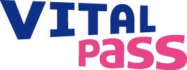 Vital pass logo