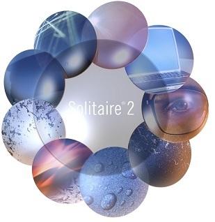 Solitaire Balance 2 - povrchová úprava brýlových čoček