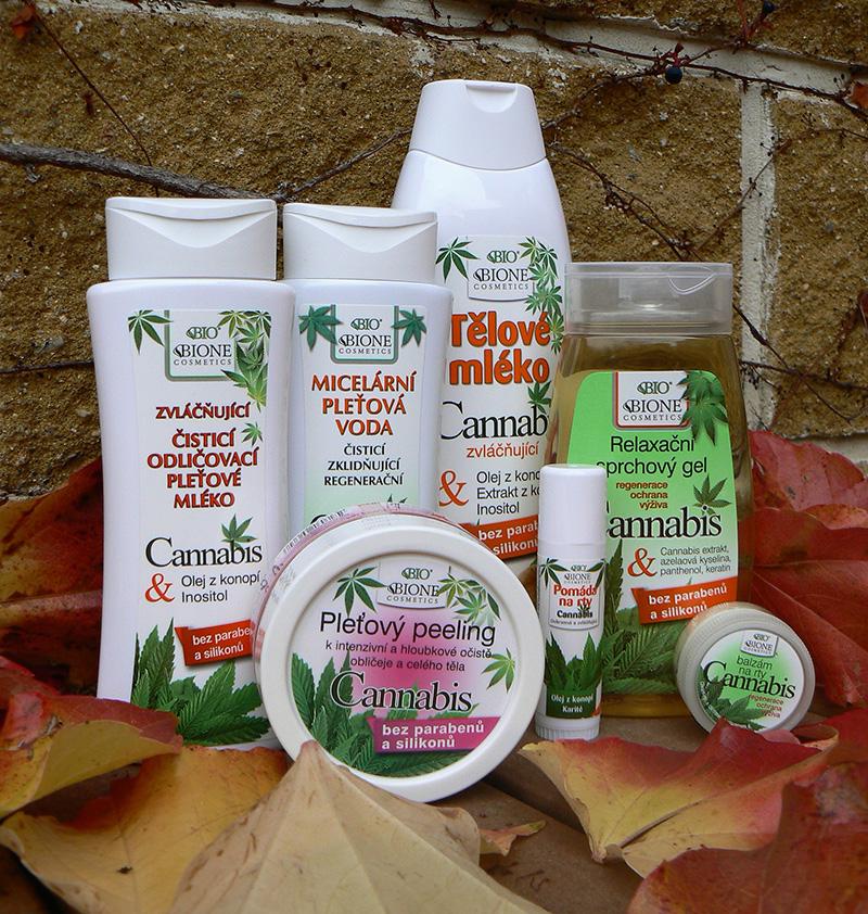 Bione Cosmetics pro citllivé oči