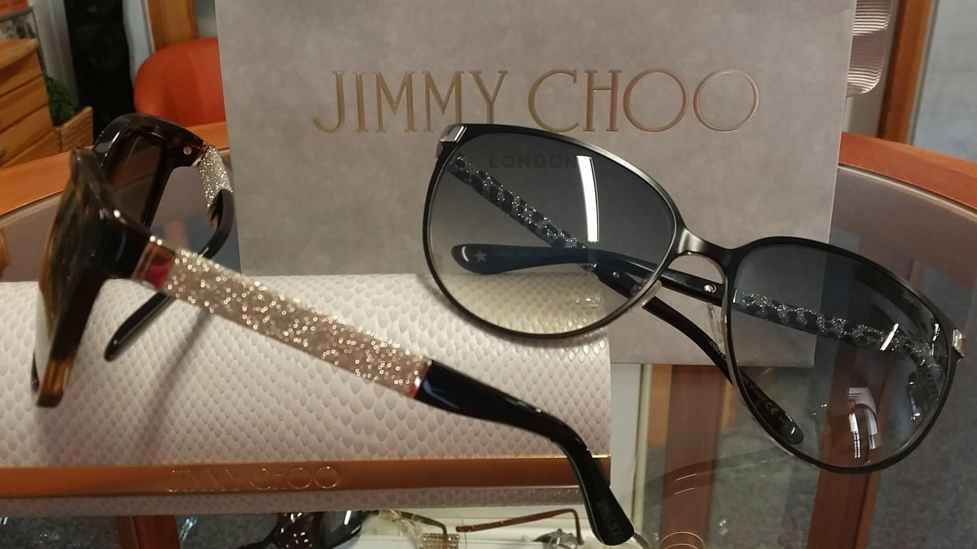 Sluneční brýle od světoznámého módního návrháře JIMMY CHOO