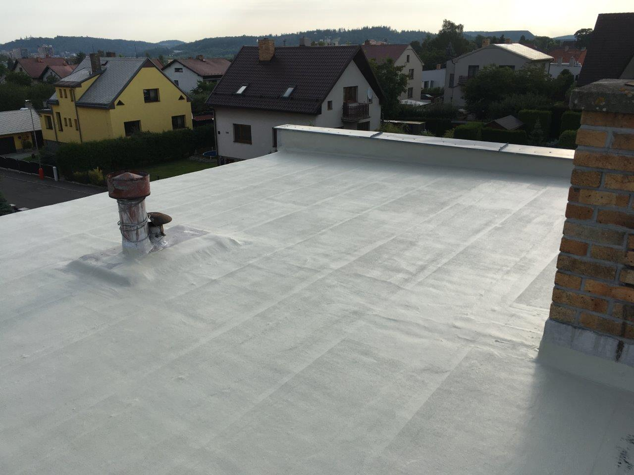 Střecha - Dakorit Ruflex - Příbram