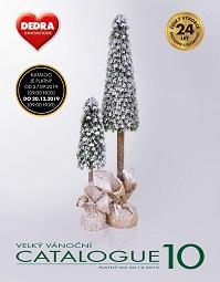 vánoční katalog dedra