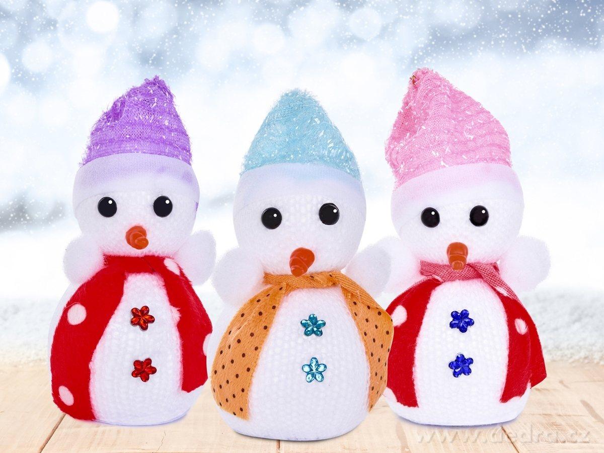sněhuláci dedra