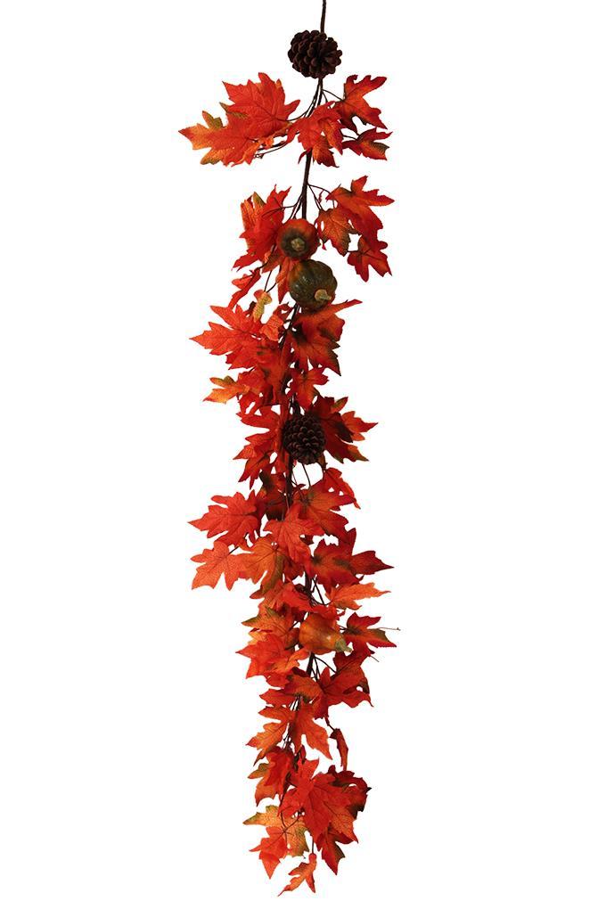 podzimní girlanda