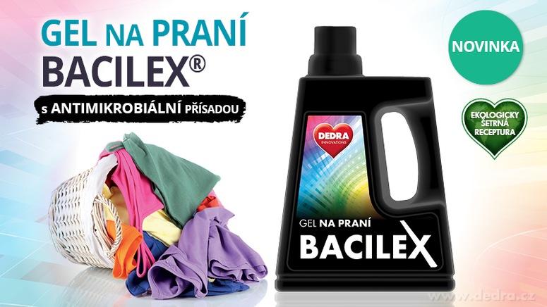 gel na praní bacilex