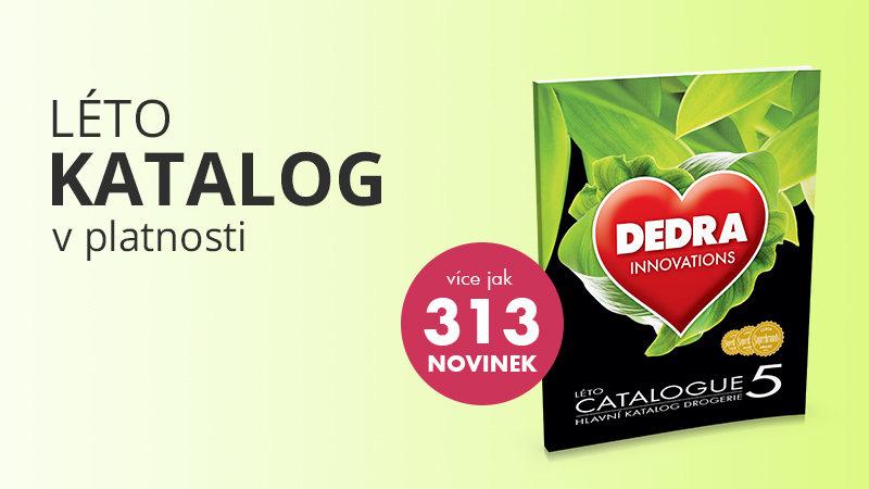 dedra.cz katalog léto