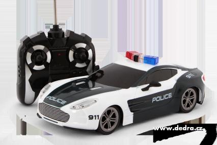 rc policejní auto