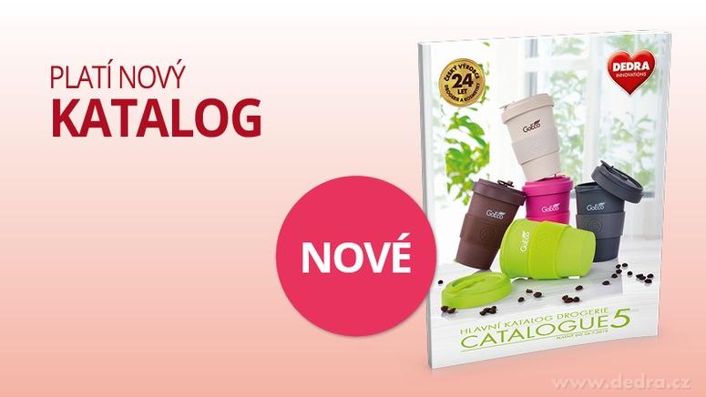 nový katalog