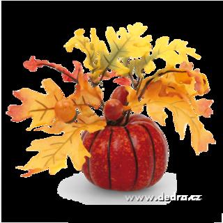 podzimní dekorace dedra
