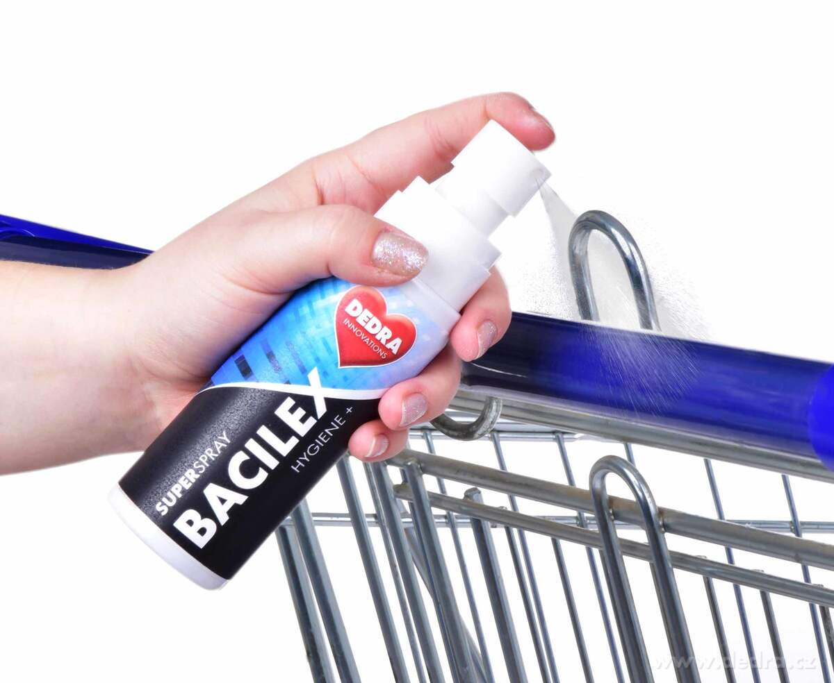 bacilex spray