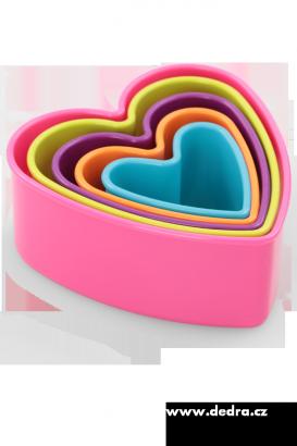 vykrajovátka srdce