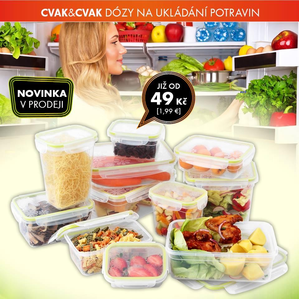 dedra skladování potravin