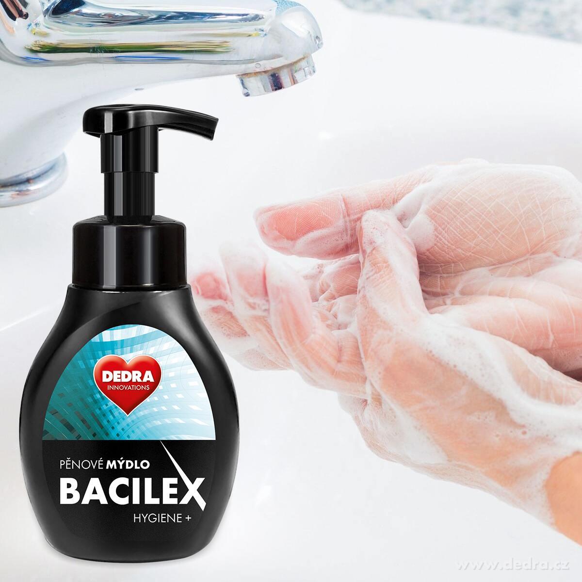 bacilex mýdlo