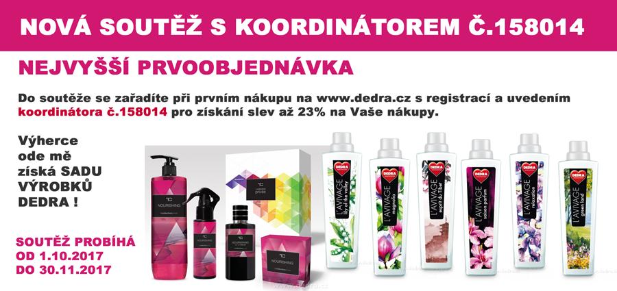 dedra.cz soutěž