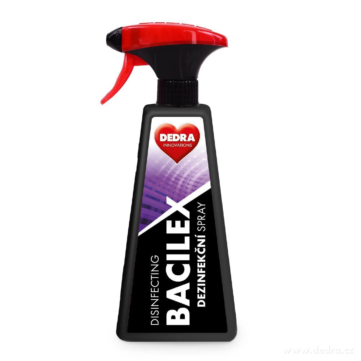 dezinfekční spray bacilex