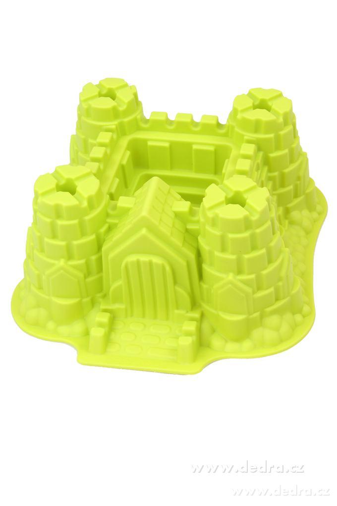 dortová forma hrad