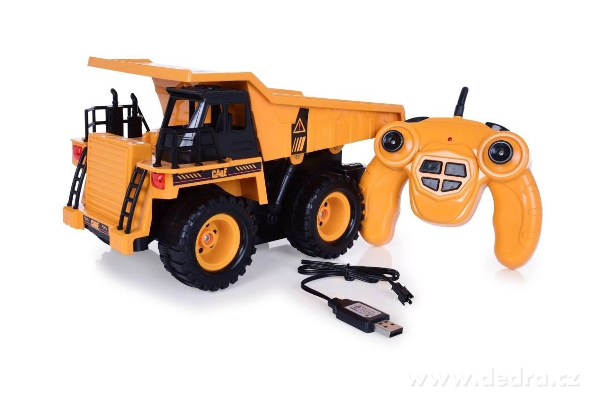 xxl nákladní auto