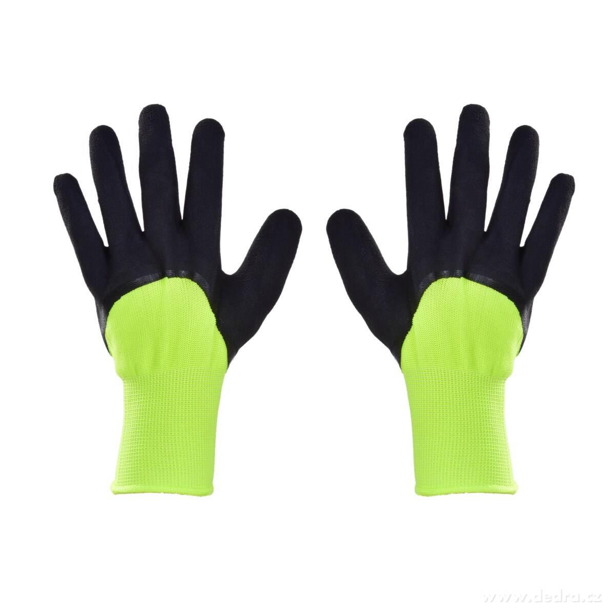 pracovní rukavice dedra