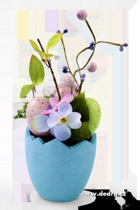 velikonoční květináč