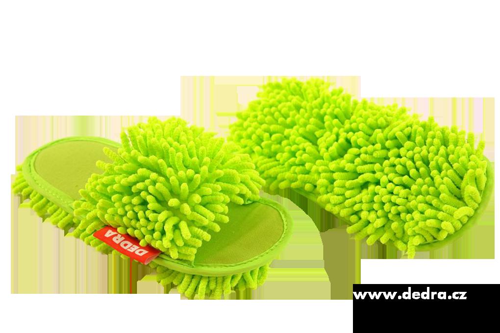 úklidové pantofle
